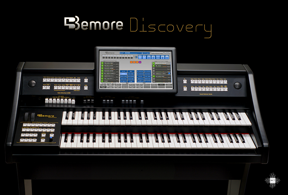 Bemore Discovery Black Edition